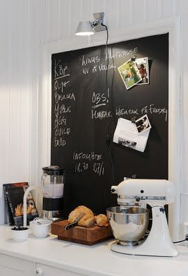 blackboard decor home inspiration pinterest cocinas pizarra rh ar pinterest com