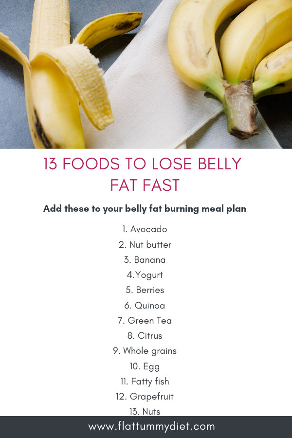 diet plan to lose stubborn belly fat