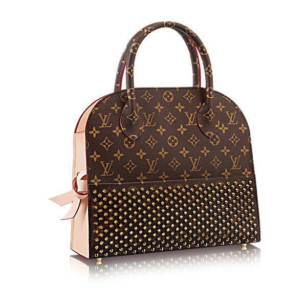 Shopping Bag Christian Louboutin 33 260 Cny Liked On Polyvore