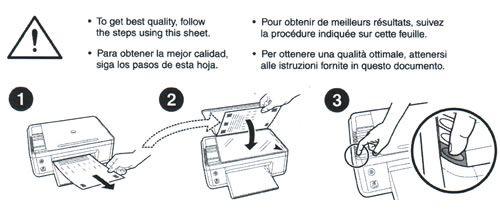 Mi Impresora Imprime Una Página De Prueba Español Rellenado Blog