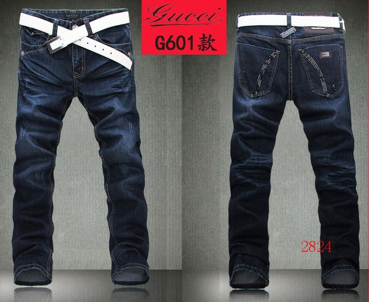 0bf0289a1f2 Gucci men jeans-GG8979
