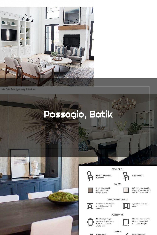 Passagio, Batik Fabric – Tonic Living #livingroomdesigns #modernlivingroom