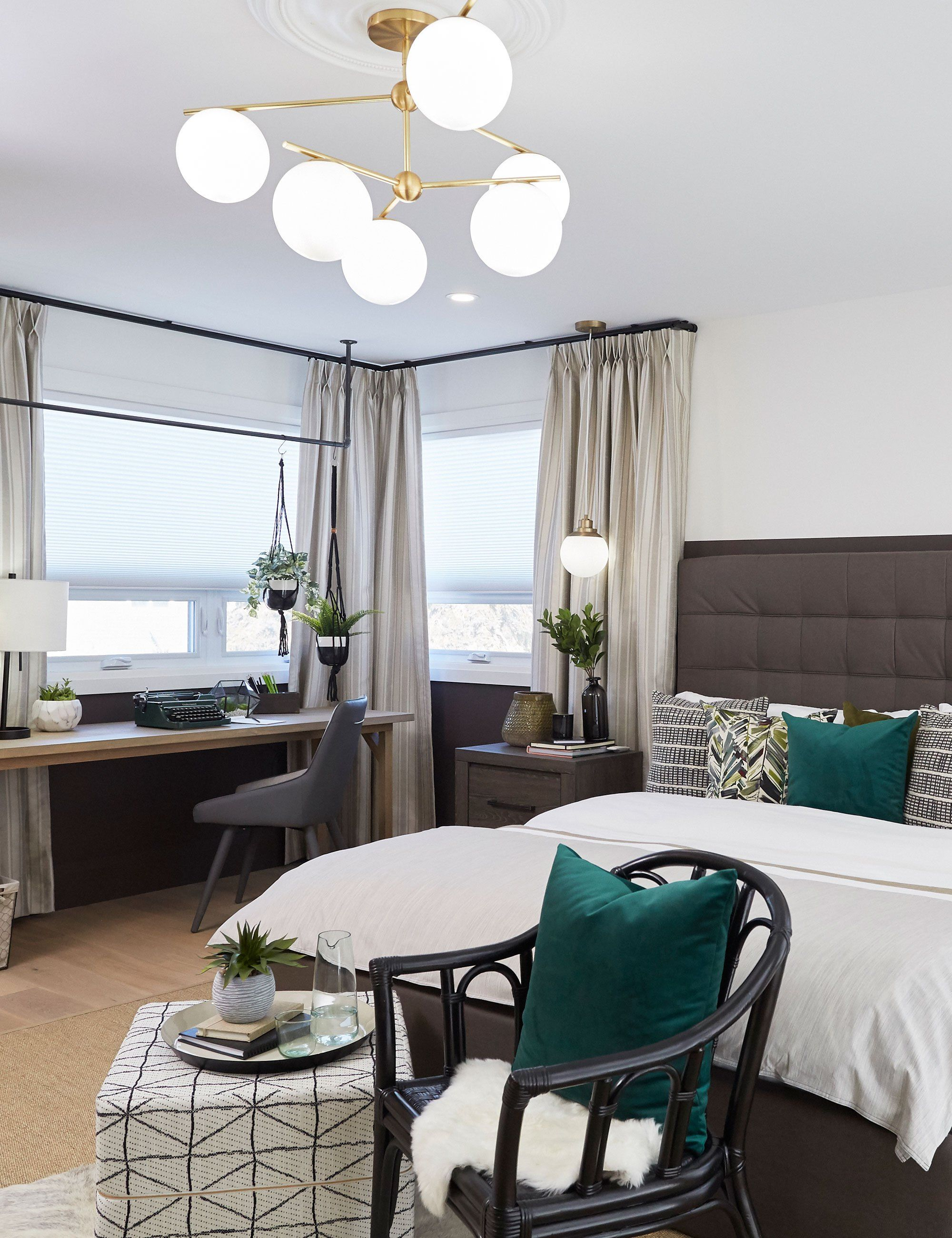 the home to win master bedroom reveal hgtv canada home rh pinterest cl
