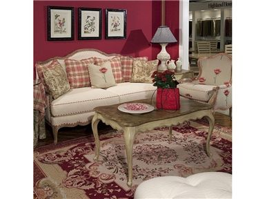 shop for highland house veronique scatterback settee 4058 72 and rh pinterest com