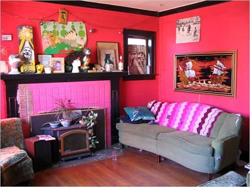 Punk House: Interiors in Anarchy - Cool Hunting | Rockabilly House ...