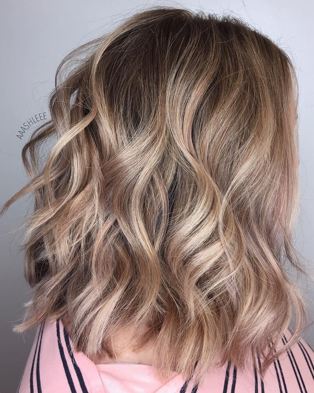 Hair Painting By Ashlee Aaashleee On Instagram Blush