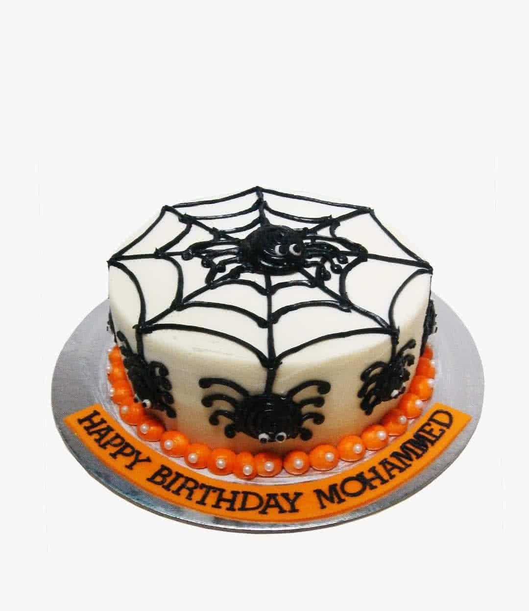 23 Exclusive Photo Of Halloween Birthday Cake Happy Delivery In Dubai Joi