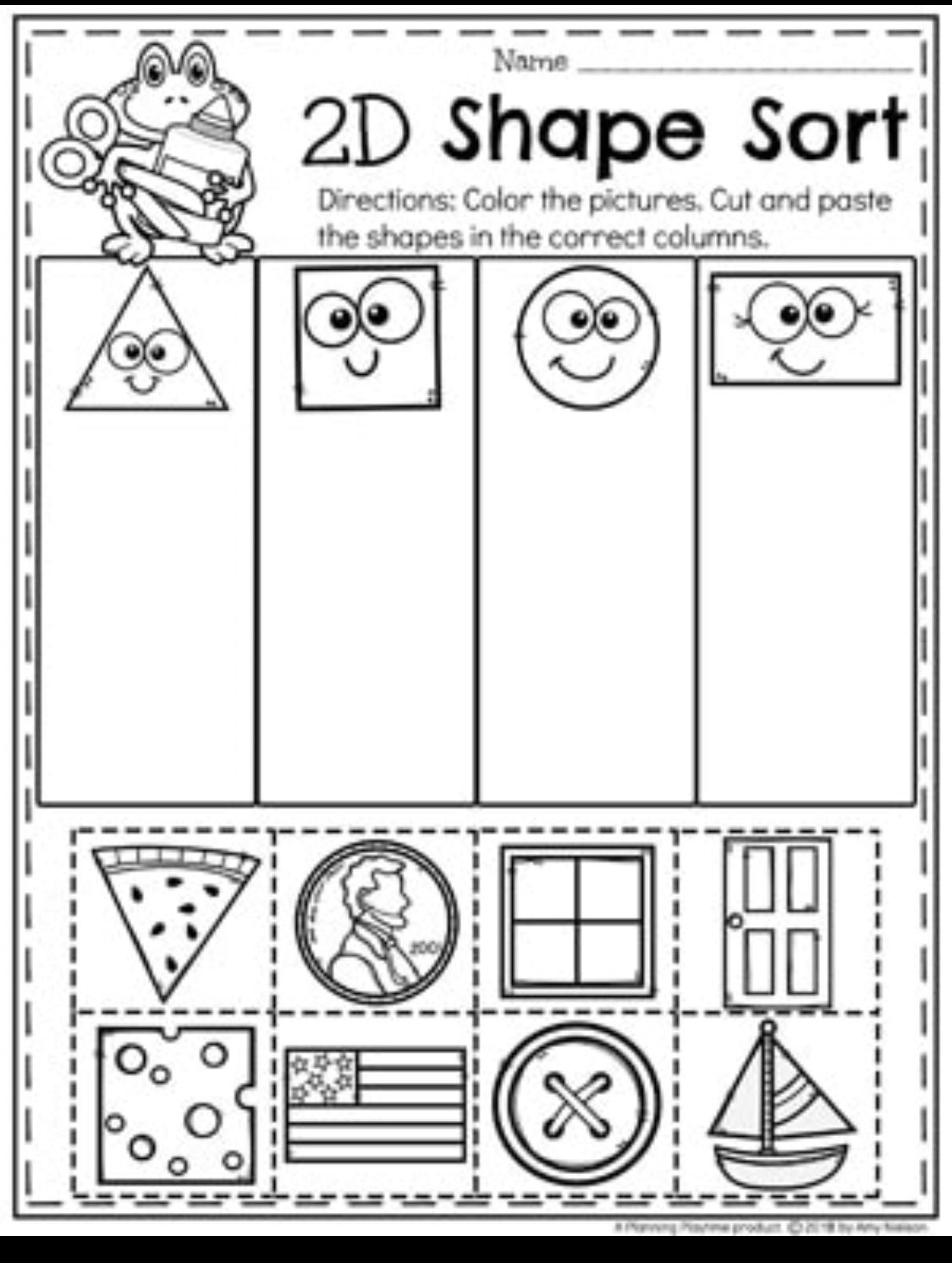 Winter Preschool No Prep Worksheets Amp Activities Matematyka