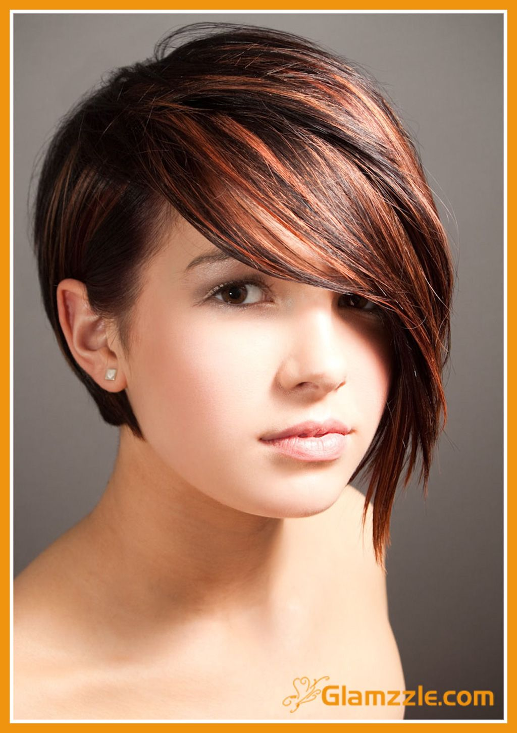 Cute haircuts for short hair - How To Recommend Short Bob Haircuts For Round Faces Politely You Should Suggest The Short Bob Haircuts For Round Faces If You Have Friends In Chubby Face