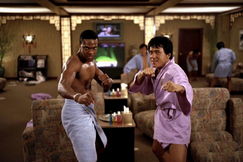 Sign in   Jackie chan, Chris tucker, Rush hour