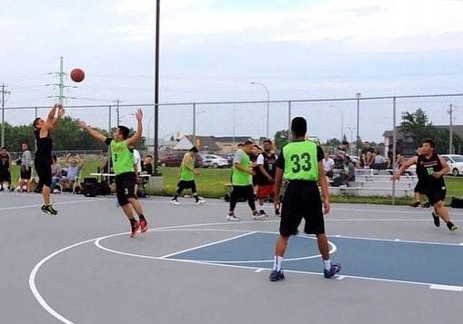 Inter Athletic Sports Offering Outdoor Summer Basketball League for 2016 http://ift.tt/1aJGCLD