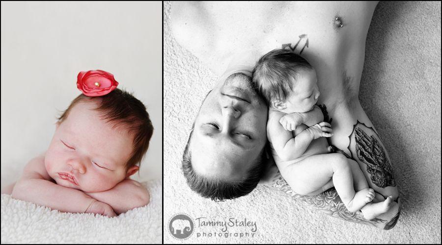 Baby girl albuquerque newborn photographer