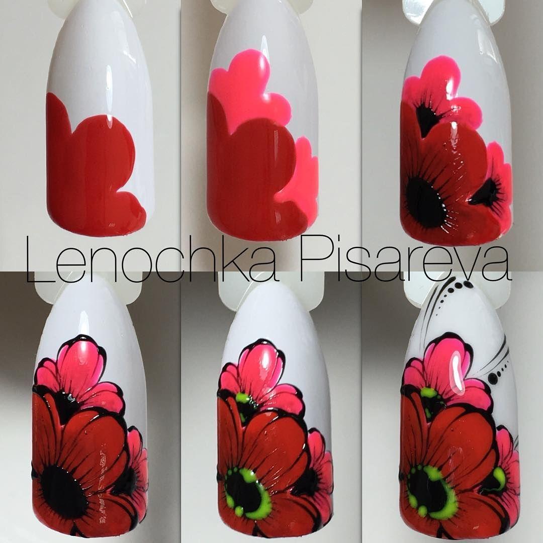 мкотЛеночкиПисаревой ногти pinterest beautiful nail art