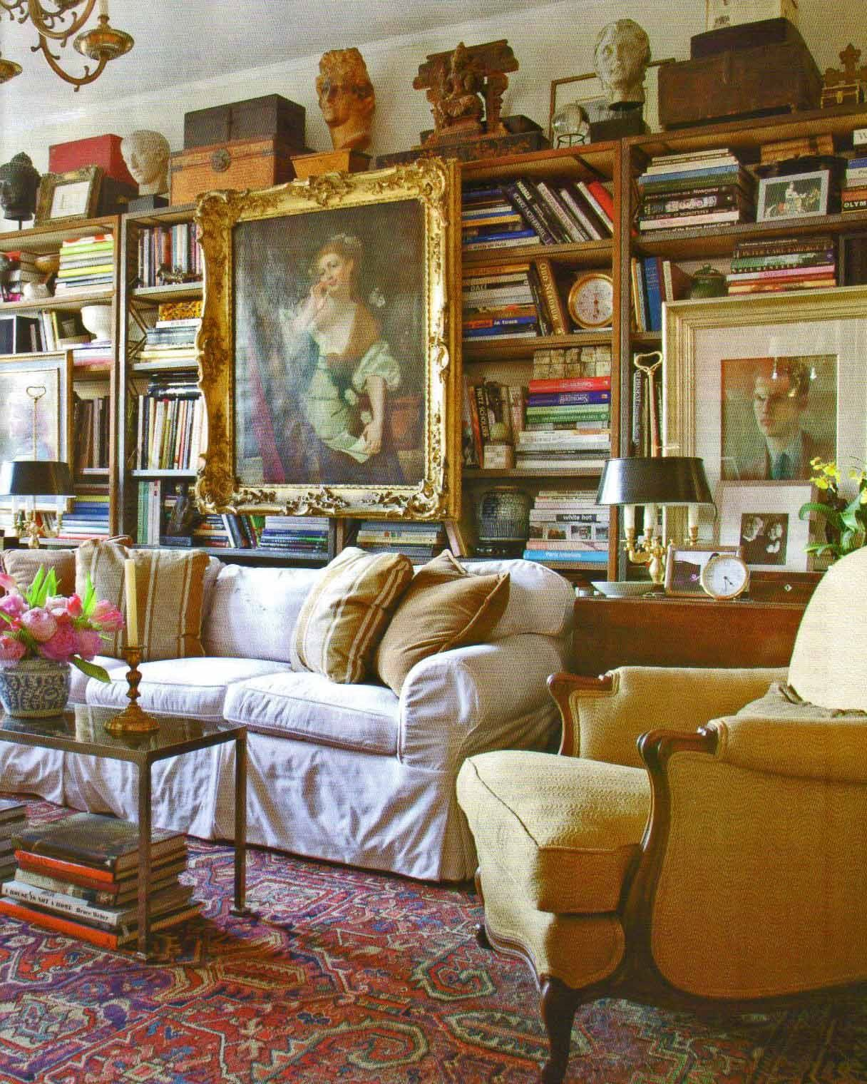 warm and cozy home libraries library rooms cozy home library rh pinterest com