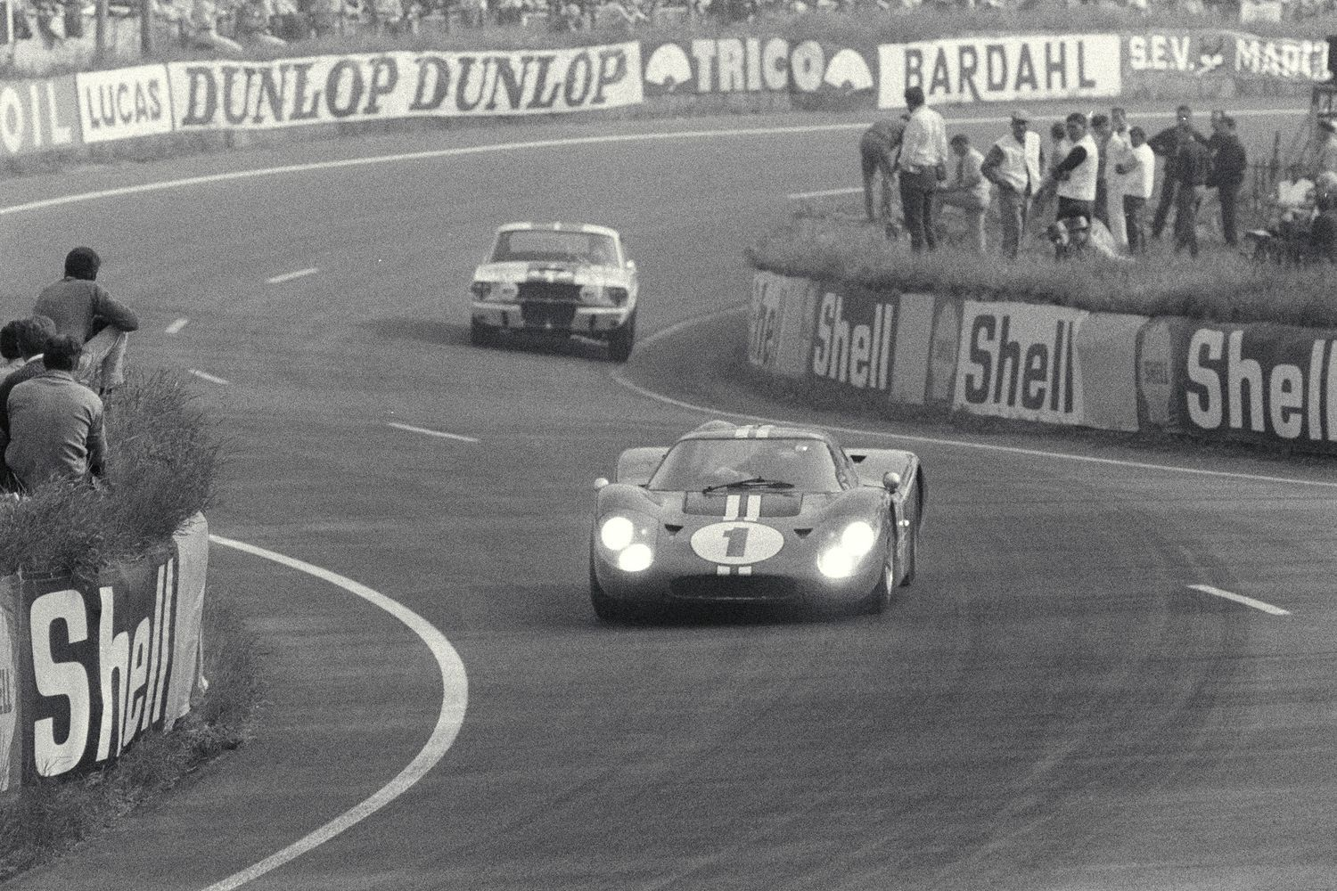 1967 - 24 Hours of Le Mans