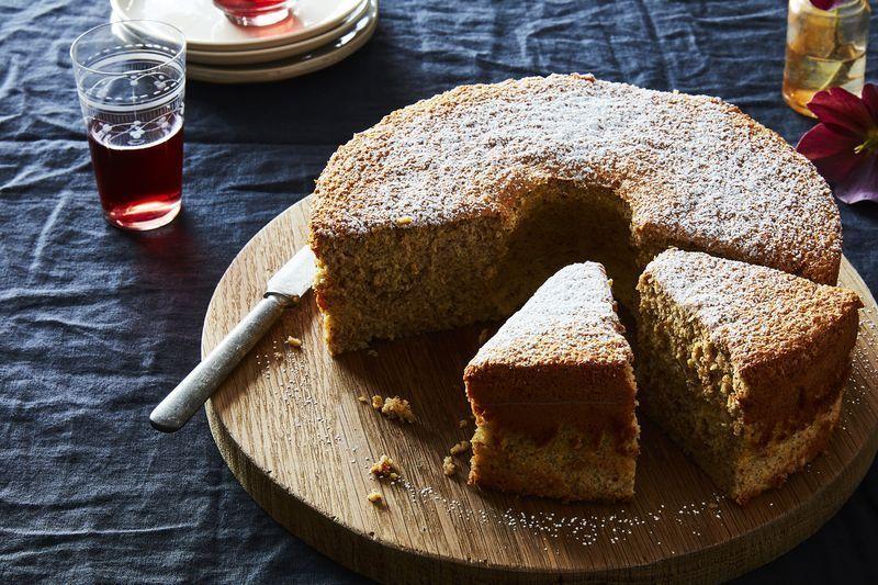 For lighter neverdry sponge cake try this alternative