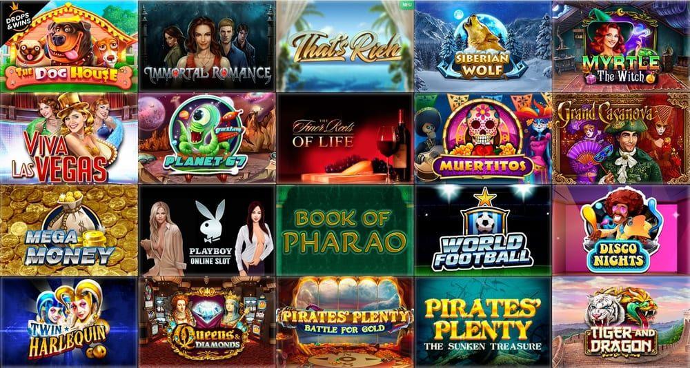 Online Casino: Online-Casino-Spiele FГјr Sie - Poker - Casino Spielautomaten In Deutschland