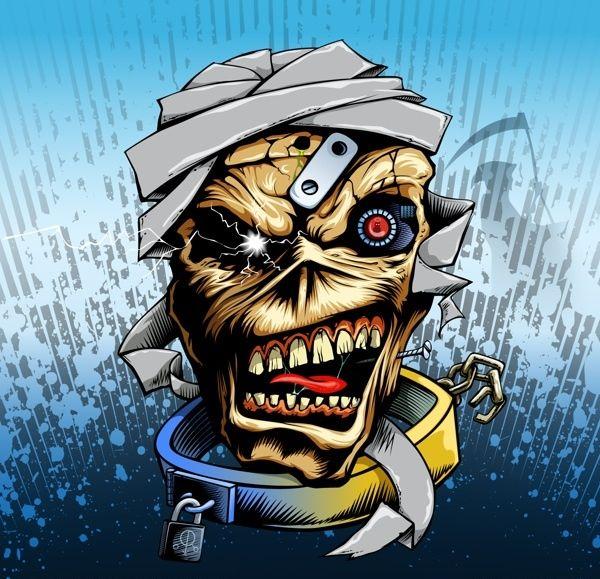 Zombie #08 - Eddie