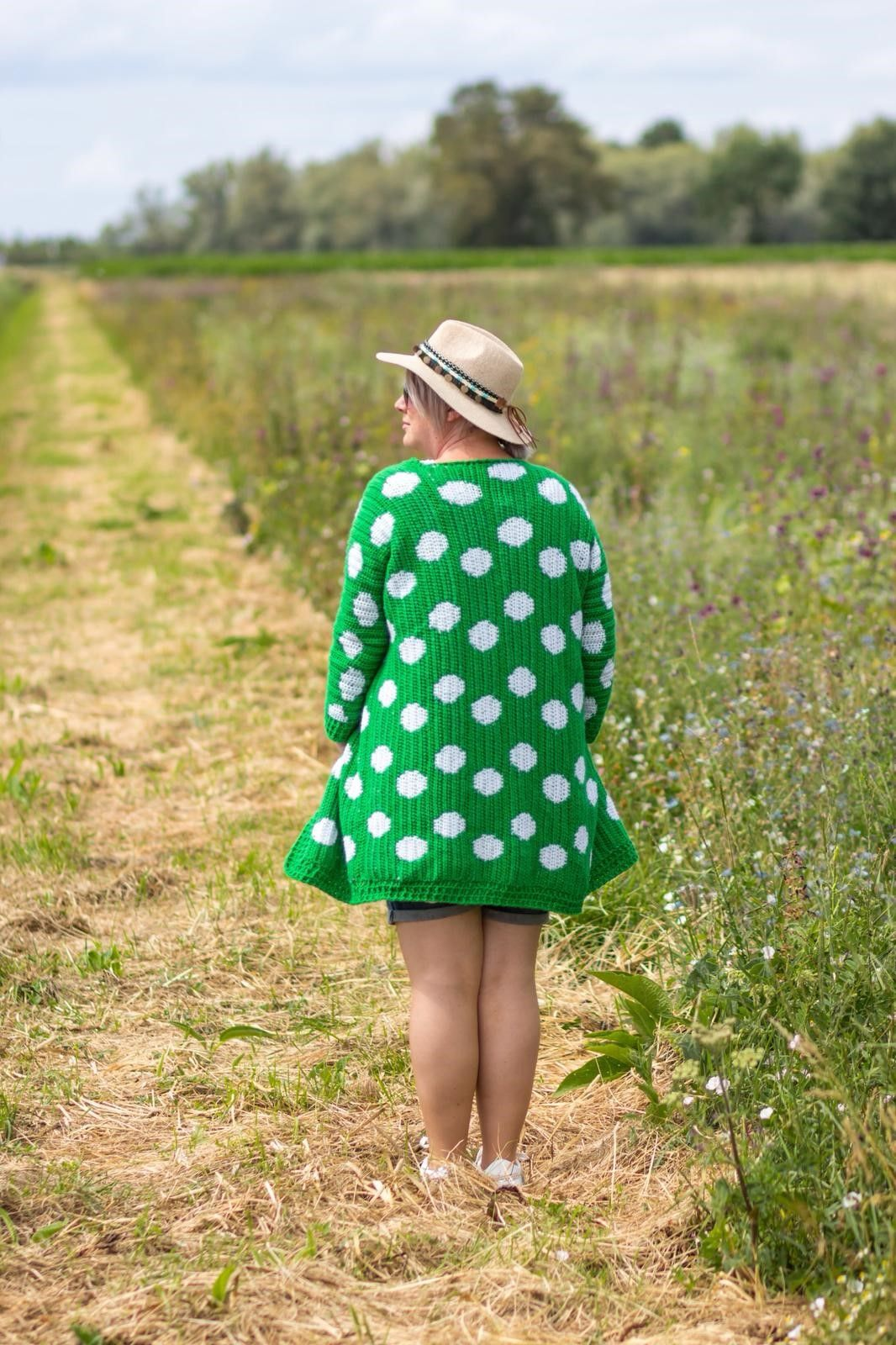 Photo of Polka – Dot vest deel 3