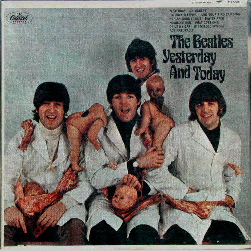 Record Junkie The beatles yesterday, The beatles
