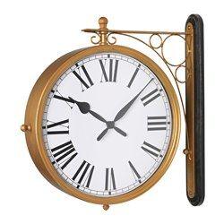 Orologi orologi da parete e da tavolo sveglie ikea for Orologio adesivo da parete ikea