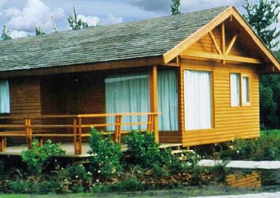 Caba as prefabricadas tipo a buscar con google caba as - Cabanas de madera economicas ...