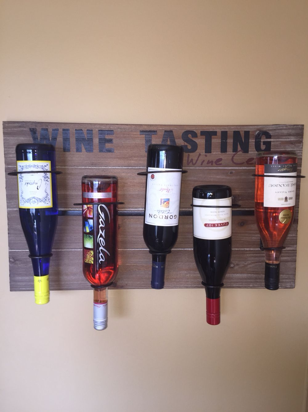 I love this wine rack!!