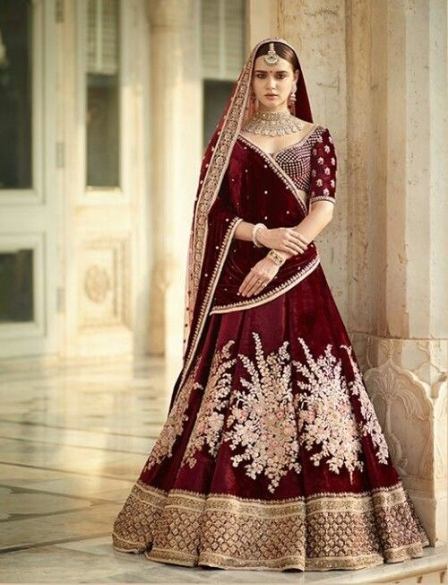 6c3435d04f195 Sabyasachi - Instagram The Gulkand Collection #wedding | lehenga ...
