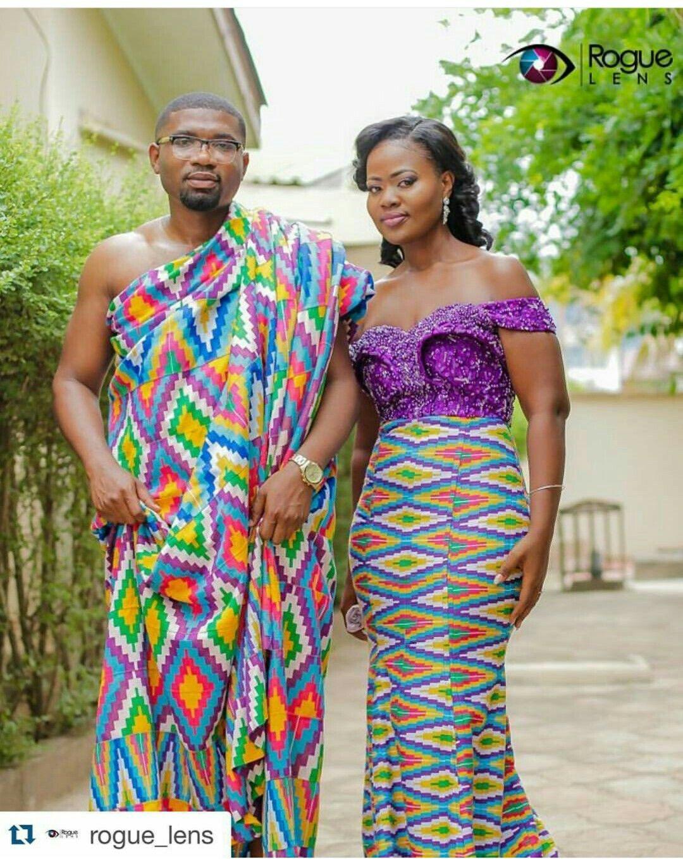 2b6360a27ab1 Ghanaian Couple