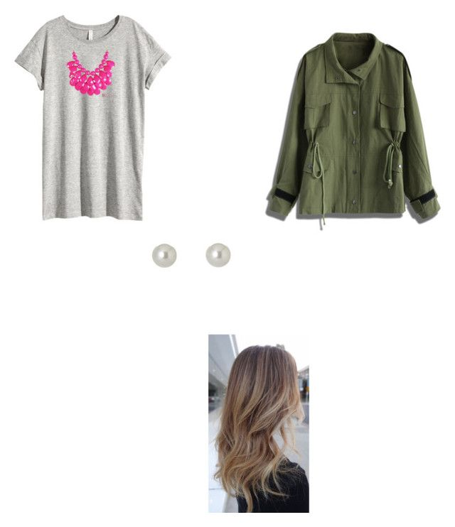 """Untitled #100"" by abby-nelson1015 on Polyvore featuring H&M, Chicwish and Givenchy"