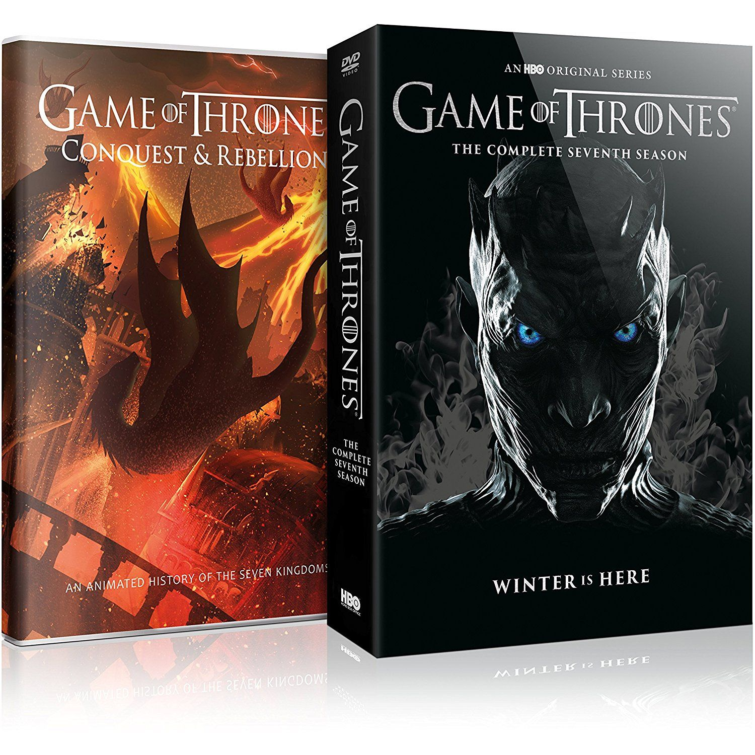 Game of thrones season 7 7eps to view further for
