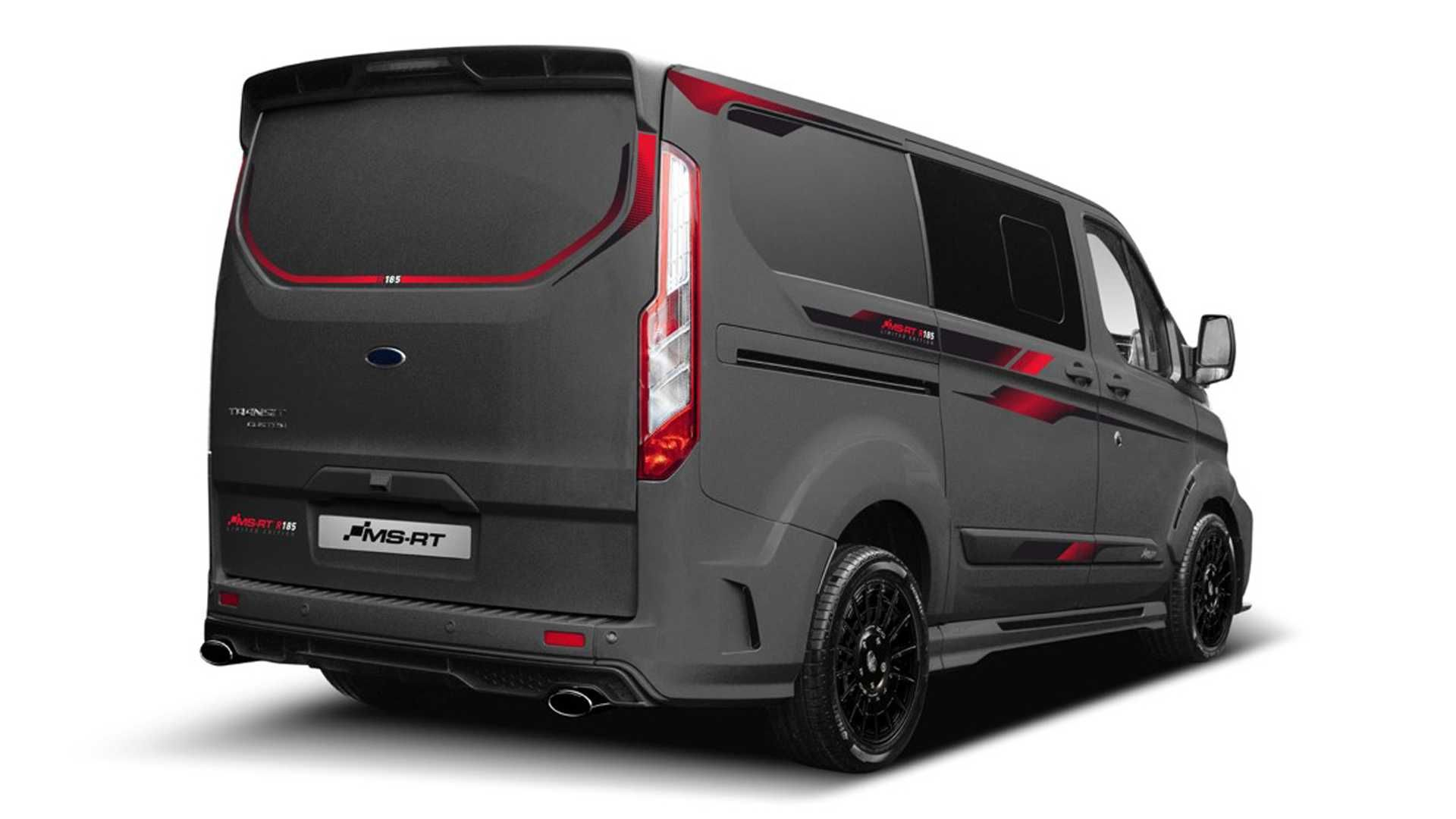 We Wish The Uk Exclusive Ford Transit Custom Ms Rt R185 Limited