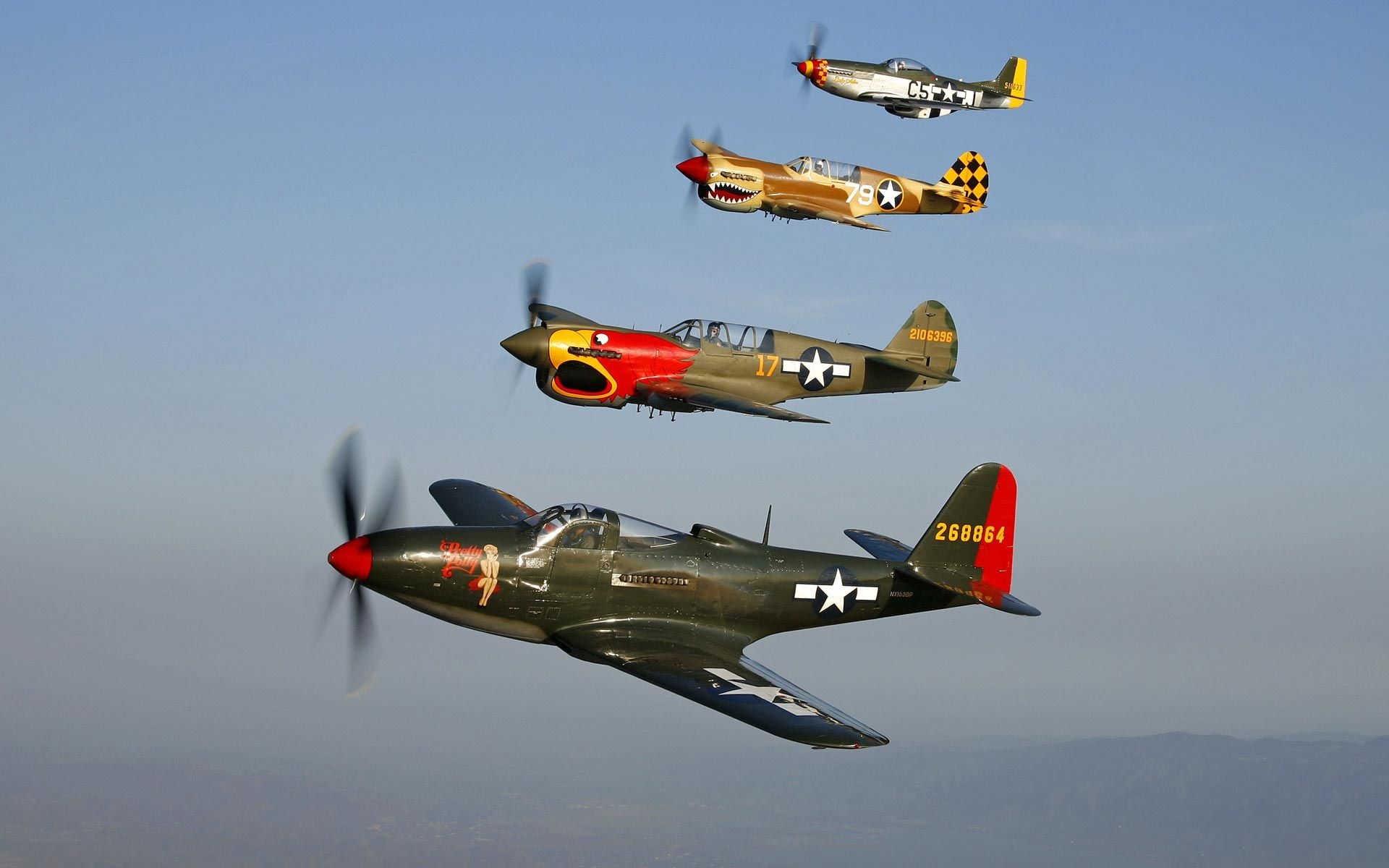 Old Airplanes Hd Wallpaper Wallpaper Placecom Flugzeug