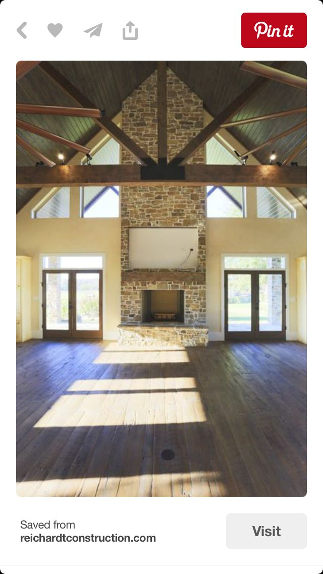 Country Structure Custom Homes love the upper