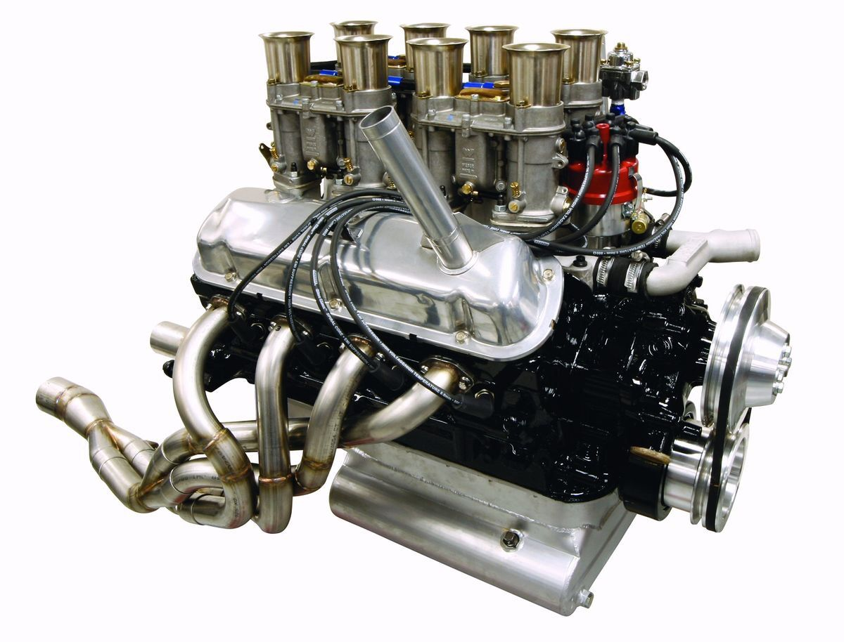 Hipo 289 Crate Engines Engineering Performance Engines