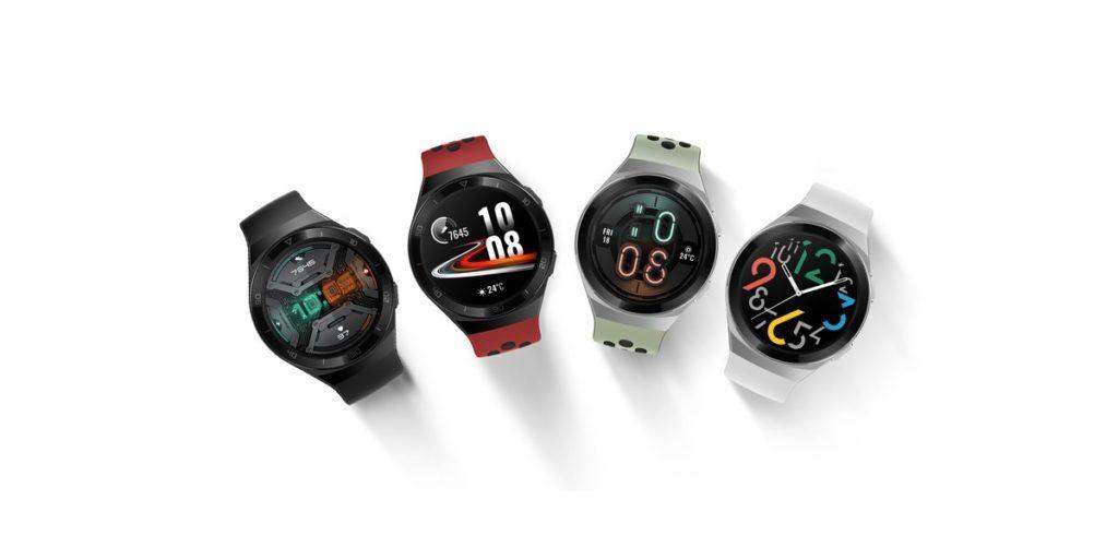 مواصفات وسعر ساعة Huawei Watch Gt 2e الذكية الجديدة صدى التقنية Smart Watch Huawei Watch Watches