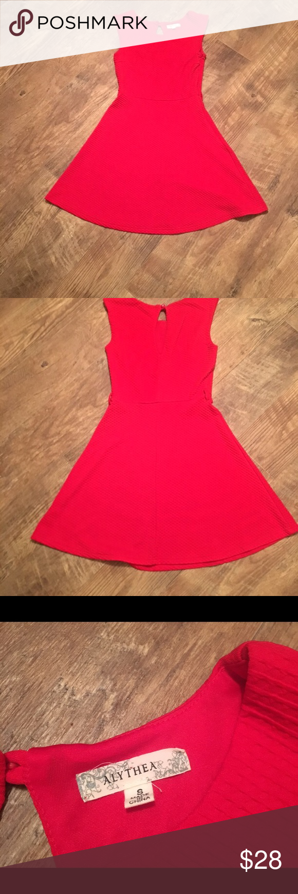 Bloomingdales Alythea Red Dress Clothes Design Fashion Design Red Dress [ 1740 x 580 Pixel ]