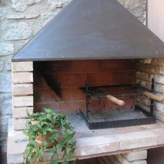 Risultati immagini per forno a legna da esterno in - Camini da esterno in muratura ...