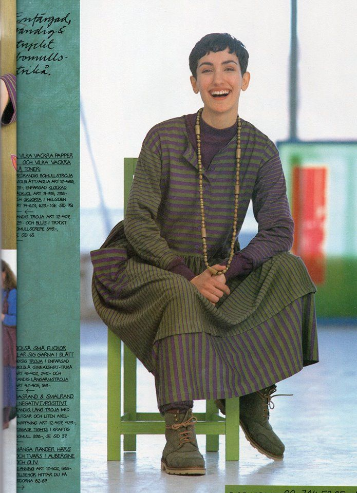 fall 1994 gudrun sj d n vintage catalogue pictures kl der. Black Bedroom Furniture Sets. Home Design Ideas