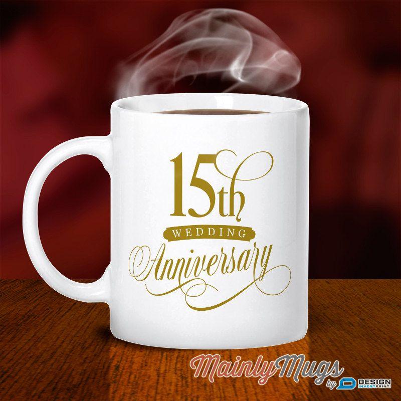 15 Year Marriage Anniversary Gift