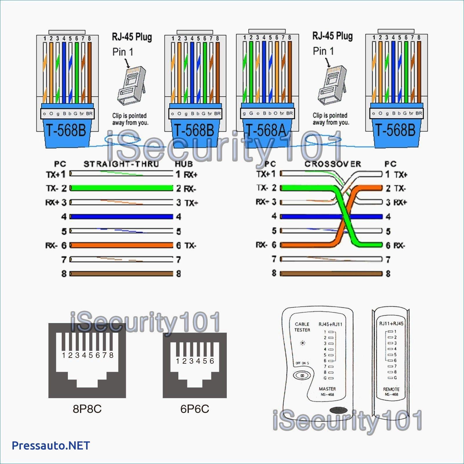 new wiring diagram for ethernet jack  dicas de computador
