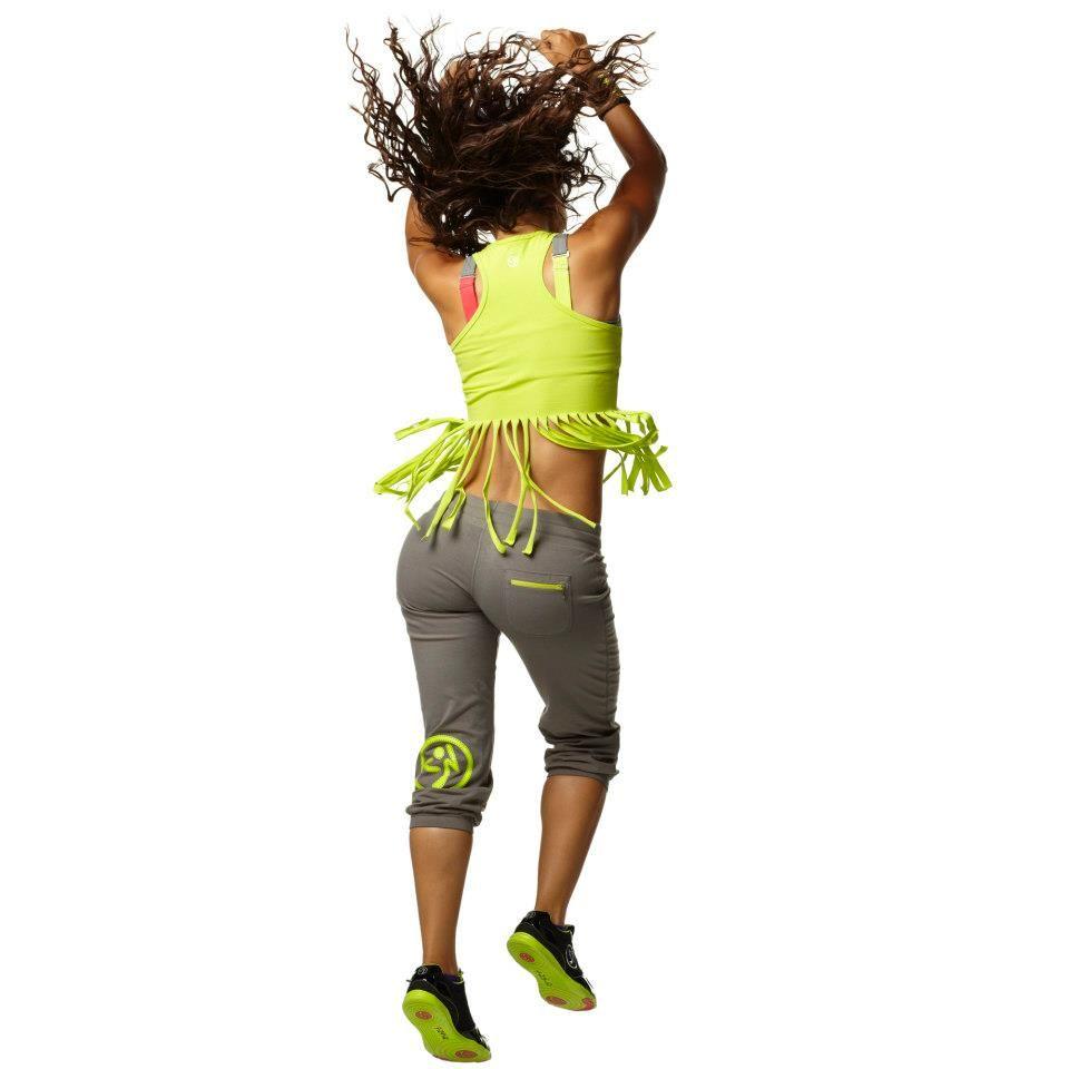 grigio&giallo  Zumba outfit, Zumba style, Zumba workout