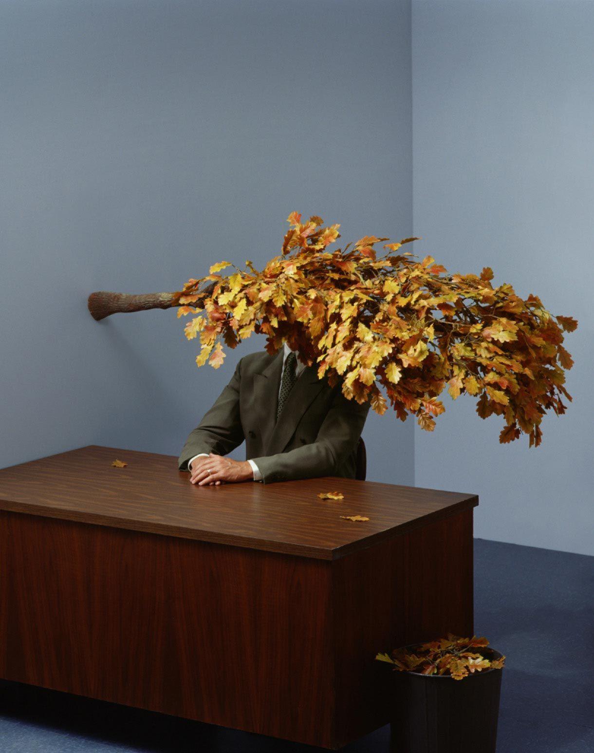 Hugh Kretschmer, Lost in Work ©