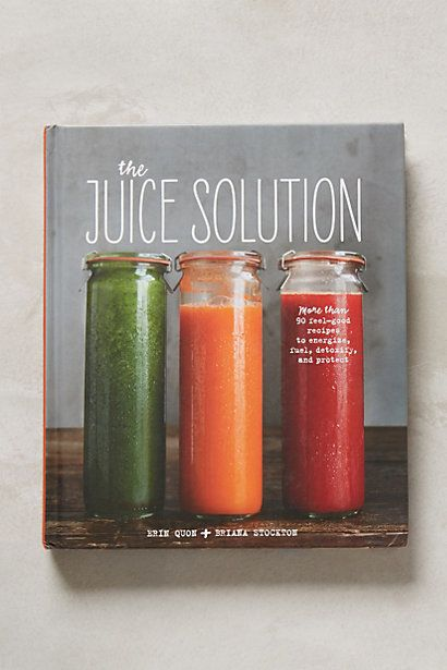 The Juice Solution #anthroregistry
