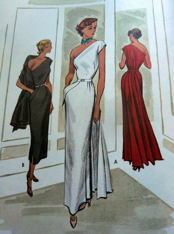 *NEW* SEWING PATTERN ILLUSTRATION & FASHION PICTURE CD 1900-1960s *VOL III* in Women | eBay