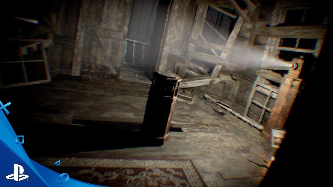 Resident Evil 7 biohazard - Lantern Gameplay Trailer   PS4   Want to
