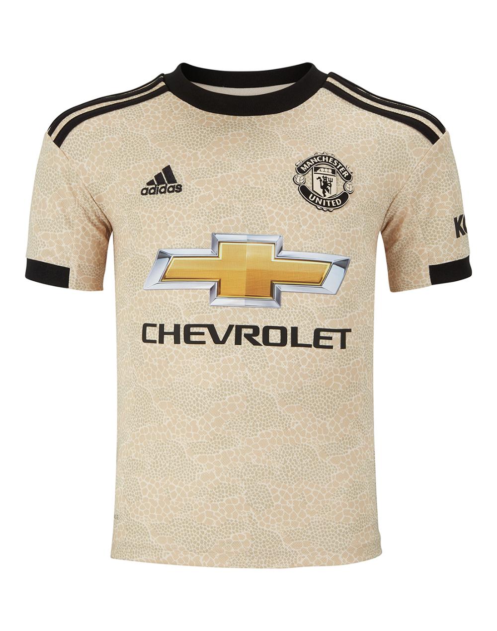 adidas Kids Man Utd Away 1920 Jersey | Football shirts