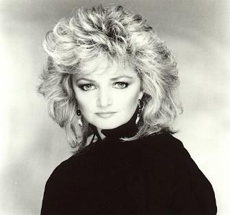 Bonnie Tyler I Need A Hero Total Eclipse Of The Heart