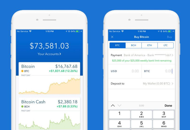 best cryptocurrency exchange mobile app