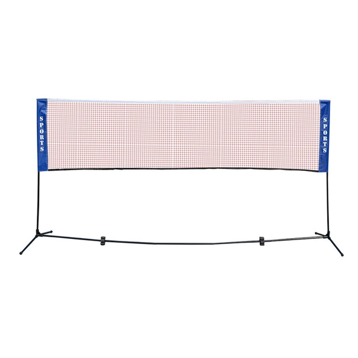 4 1m 5 1m Portable Sports Badminton Volleyball Tennis Net Set Foldable Frame Stand Team Sport From Sports Outdoor On Banggood Com Badminton Tennis Nets Volleyball